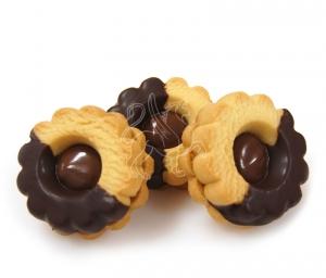 Canestrelli Noir | hazelnut & cocoa