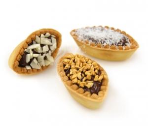 Tris Barchette | nocciola cacao