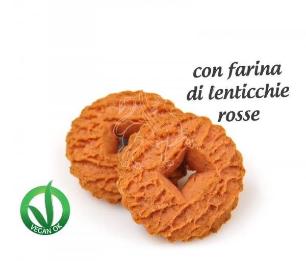 Veggie Lenticchie Rosse