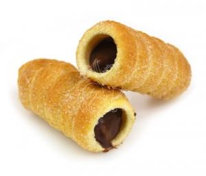 Cannoncini | nocciola cacao