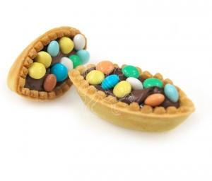 Barchette | nocciola cacao