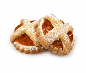 Mini Crostatina | Apricot