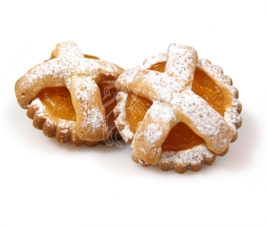 Mini Crostatina | Apple & cinnemon