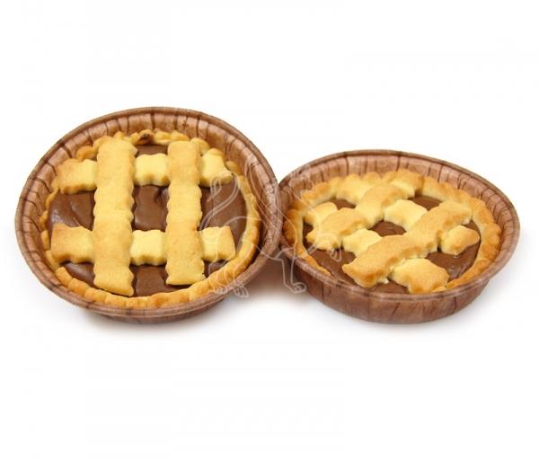 Crostatine | hazelnut & cocoa