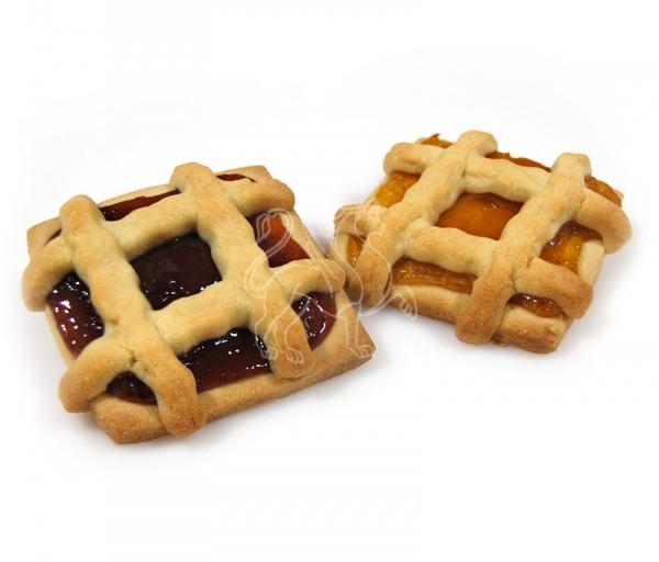 Crostatine Quadrate Assortite